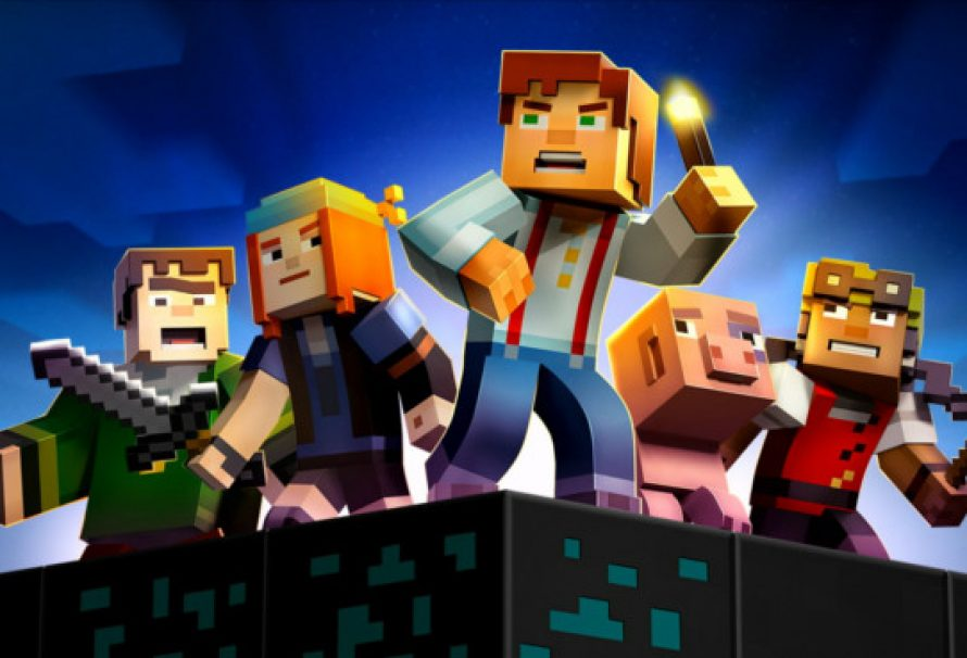 Minecraft Story Mode Episode 1 Releasing Today On Wii U