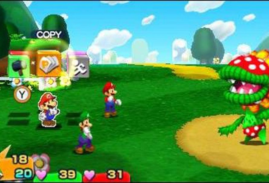 Mario Luigi Paper Jam Out Today On 3ds Gametraders Usa