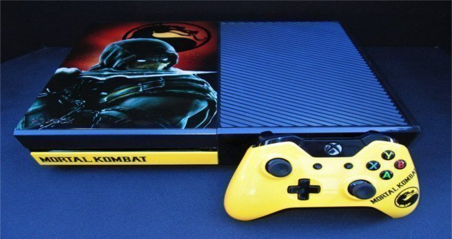 Custom Scorpion Xbox One