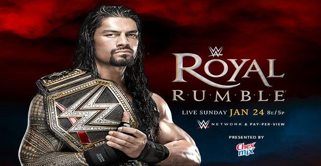 The WWE Royal Rumble 2016 Is Tomorrow - Lets Get Ready To Rumble