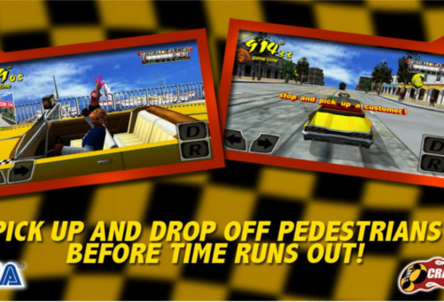 Crazy Taxi For Dreamcast Turns 16 Years Old Today!