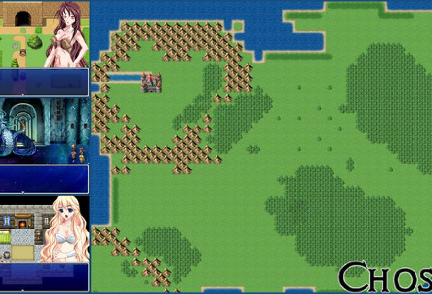 Inspired by Dragon Quest & Chrono Trigger – The Chosen RPG