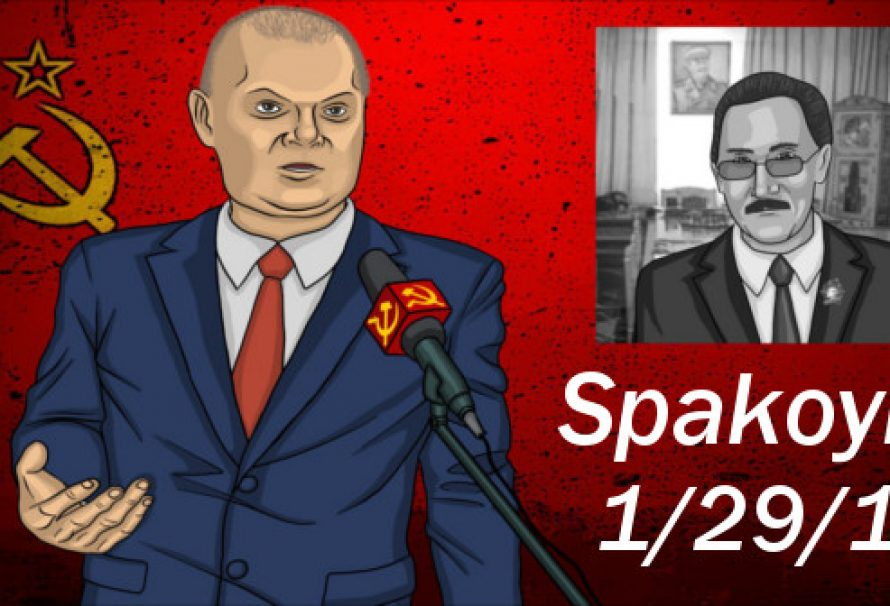 Spakoyno: Back to the USSR 2.0 Out Today On Steam