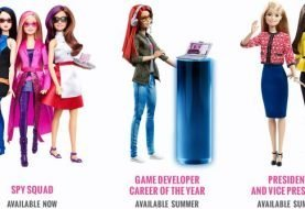 The New Game Developer Barbie Is Kind Of Hot. Giggity!