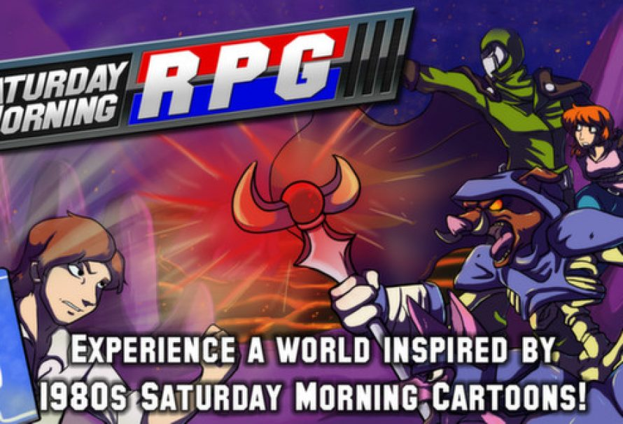 Saturday Morning RPG Out Today For PS4