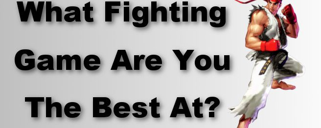 What Fighting Game Are You The Best At?