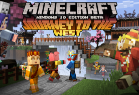 New Minecraft Skin Pack Arrives to Celebrate Year of the Monkey
