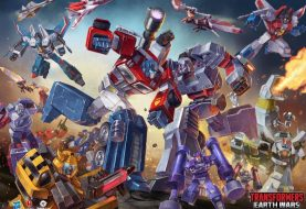 'Transformers' land on mobile in 'Earth Wars'