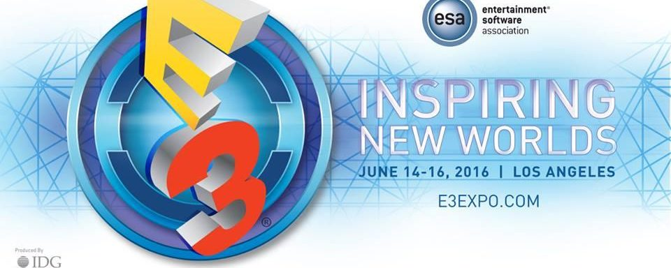 Here's Every Company Going to E3 2016