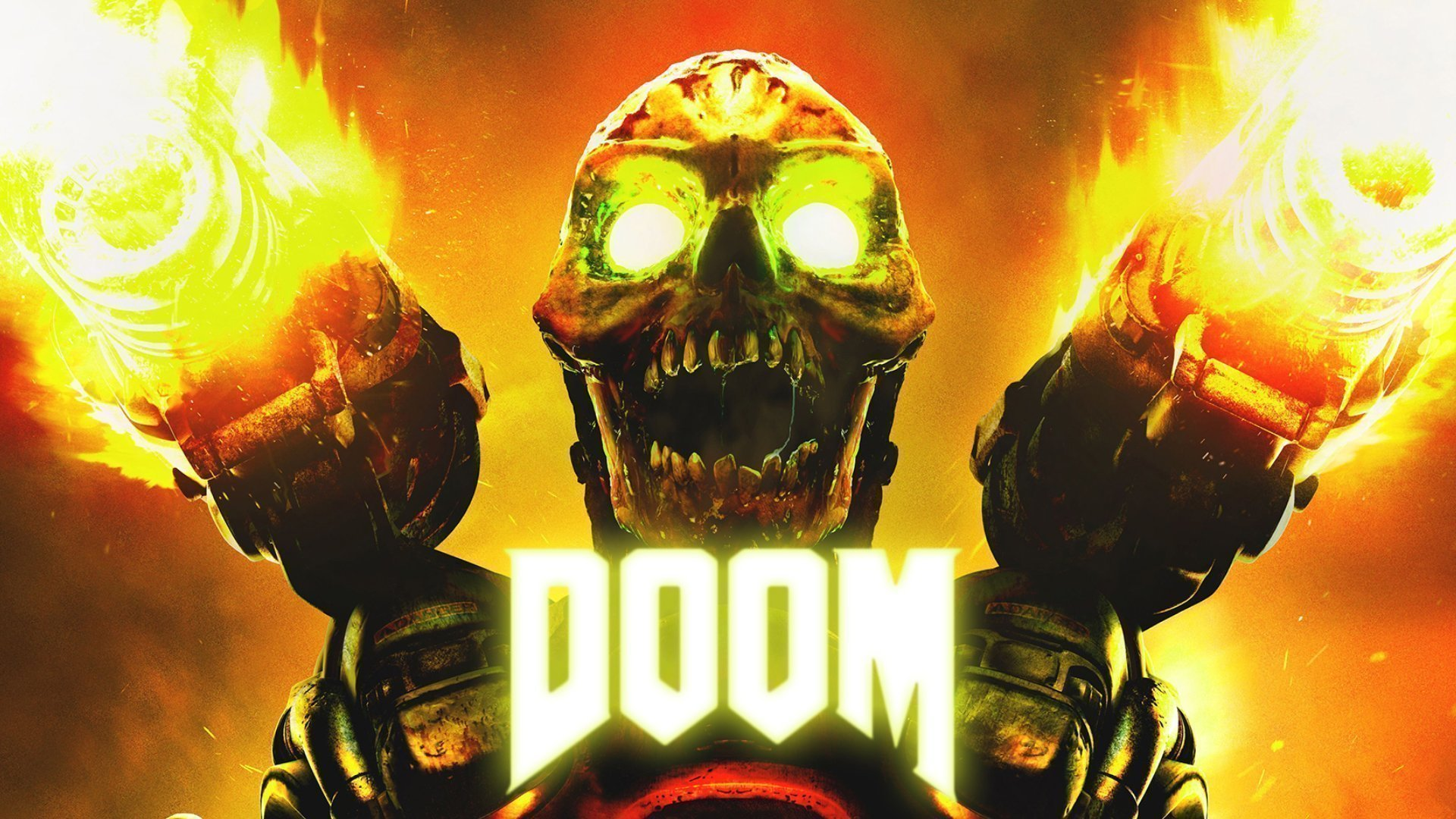 DOOM-Renevant-White-Wallpaper