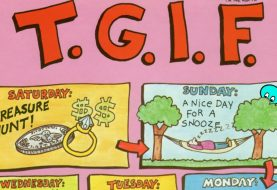 Rookery's Retro Review: T.G.I.F. (Commodore 64)