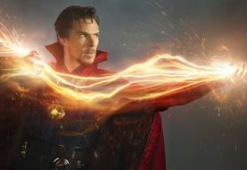 Marvel's Dr Strange - New Footage Leaks From Set