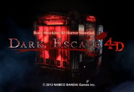 The future of arcade: Dark Escape 4d