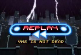 REPLAY : VHS is not dead - Out Now On Wii U