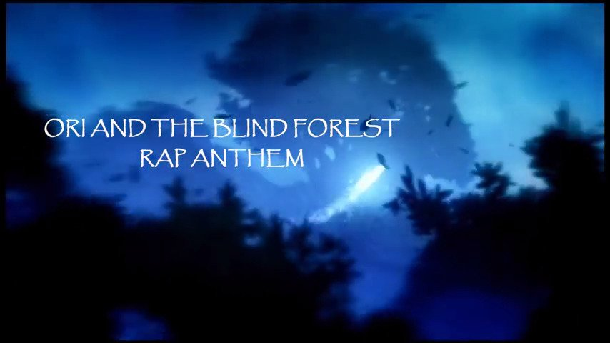 ORI AND THE BLIND FOREST RAP ANTHEM #GTUSA
