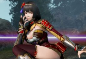 Japanese Historical Female Naotora Ii Is Joining DOA 5's Lineup