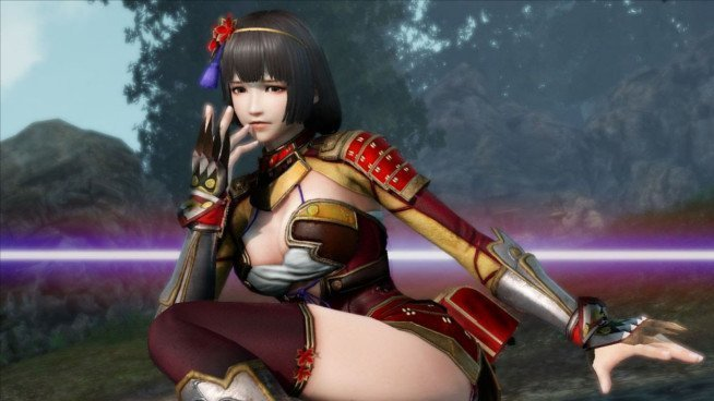 Japanese Historical Female Naotora Ii Is Joining DOA 5's Lineup #GTUSA 1