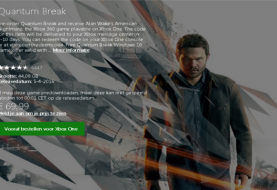 Quantum Break Will Take Up A Lot OF Space On Your Xbox One