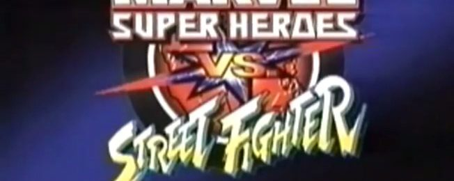 Marvel Super Heroes vs. Street Fighter (PS1) 17 Year Anniversary