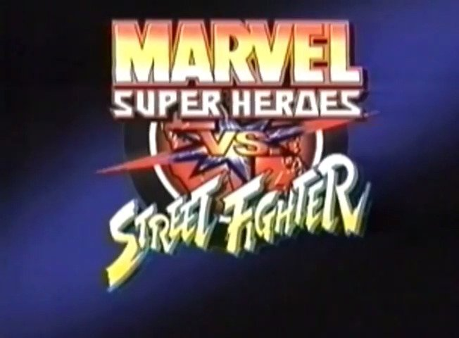 Marvel Super Heroes vs. Street Fighter #GTUSA