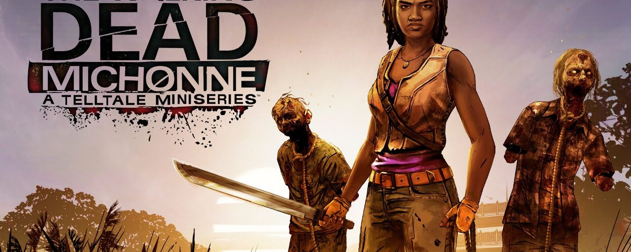 Watch Telltale's The Walking Dead: Michonne Extended Gameplay Preview