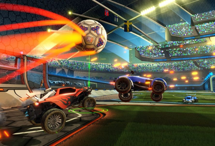 Rocket League Coming to Xbox One Next Week