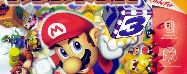 Today Is Mario Party's 17th Anniversary!