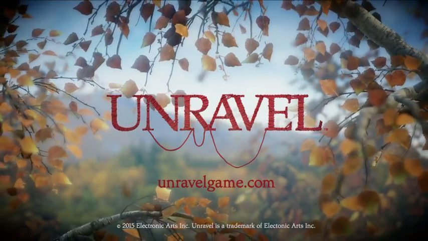 Unravel Is Coming Undone Out Now On PS4, Xbox One, And PC