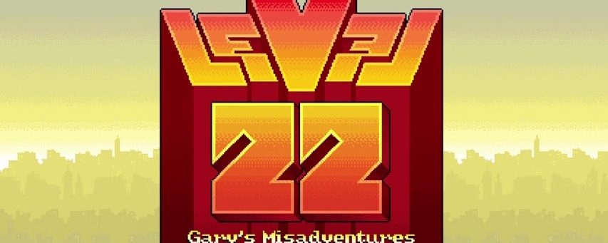 Level 22: Gary's Misadventures Out Today On Steam, PS4, PS3, & Vita