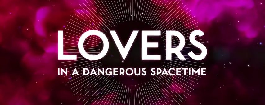 Featured Valentines Day Game – Lovers in a Dangerous Spacetime
