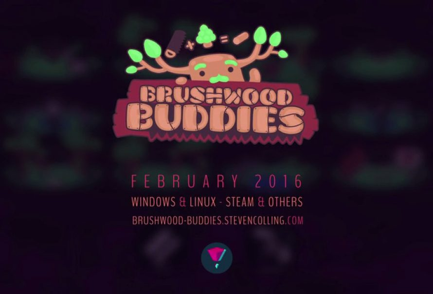 Brushwood Buddies – Out Today!