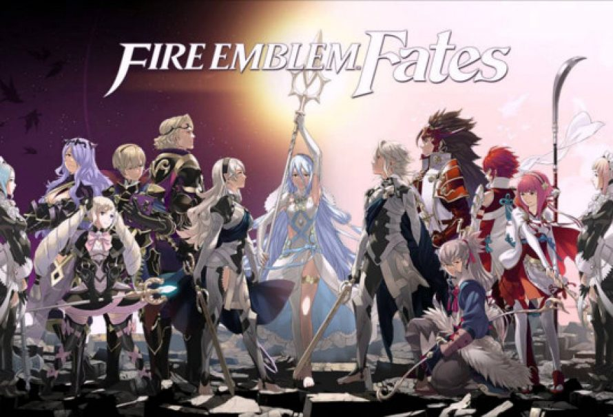 Fire Emblem Fates: Conquest & Birthright Out Now