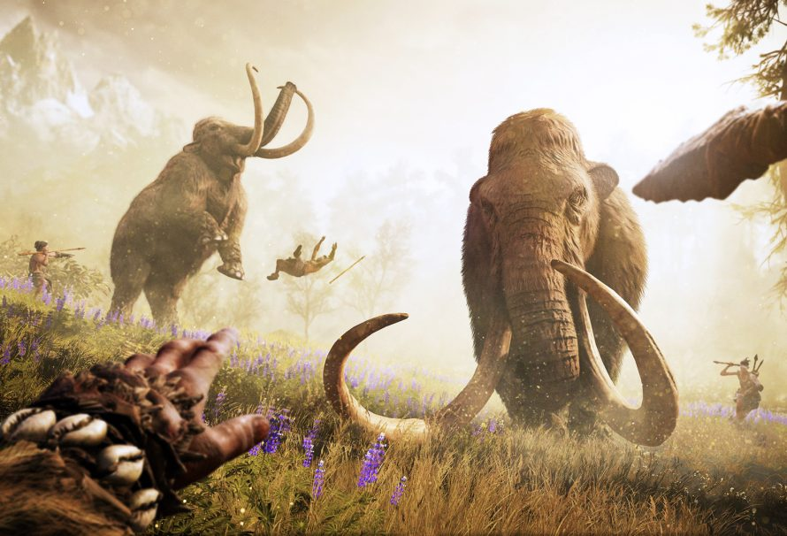 Far Cry Primal Remains Top of The UK Chart