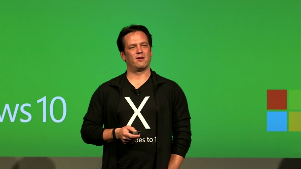 Phil Spencer GDC