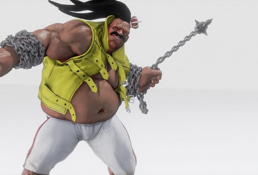 New Street Fighter 5 Costumes Leaked