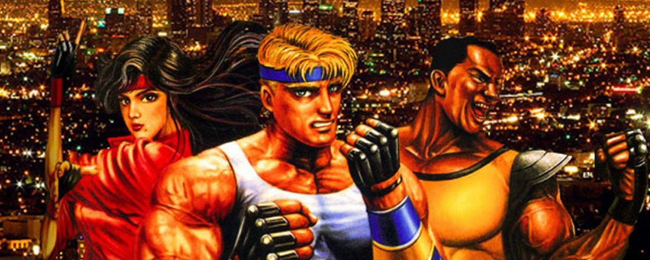 Streets of Rage Retro Review