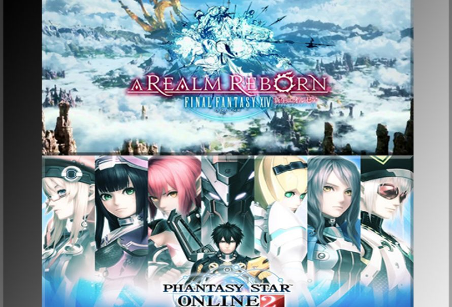 Phantasy Star Online 2 and Final Fantasy XIV will share each others' content