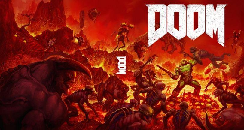 Alternative Doom Cover Art #GTUSA 1