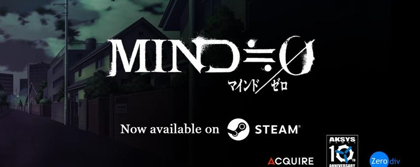 Mind Zero – Out Now On Steam