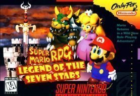 Super Mario RPG Legend Of The Seven Stars 20th Anniversary Post