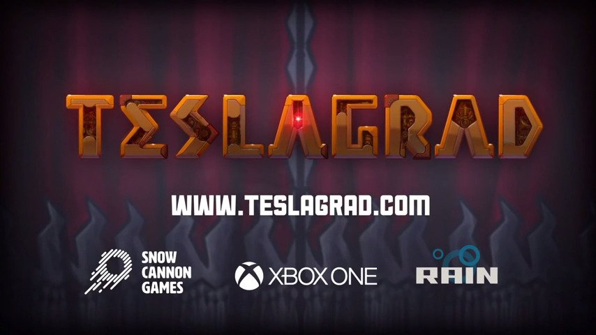 Teslagrad Out On Xbox One Today #GTUSA 1