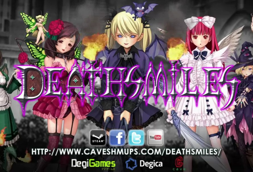 Deathsmiles Today On Steam