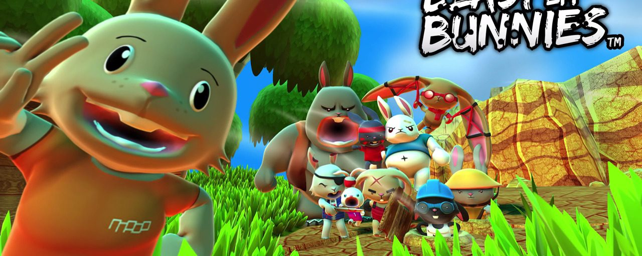 Blast 'Em Bunnies On PS4 & PS Vita Now