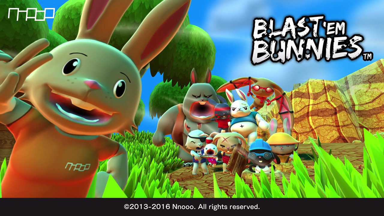 Blast 'Em Bunnies On PS4 & PS Vita Now1