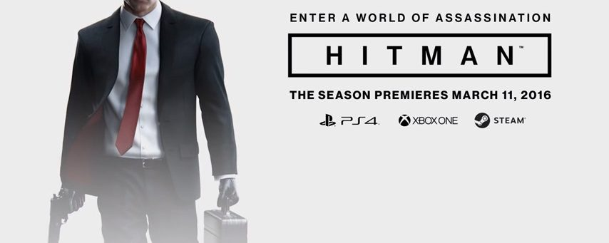 HITMAN Has Arrived on Xbox One, PS4, & Steam