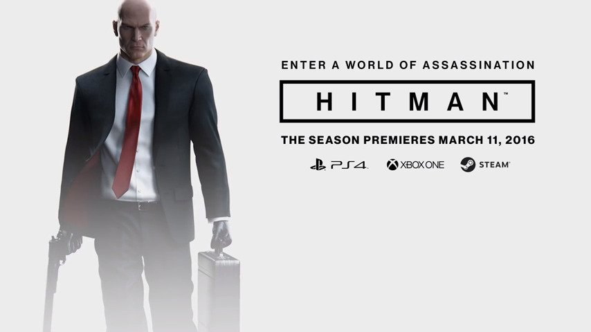 HITMAN™ Has Arrived on Xbox One, PS4, & Steam #GTUSA 1