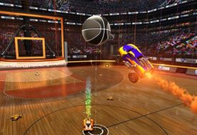 Basket Ball Mode Coming To Rocket League