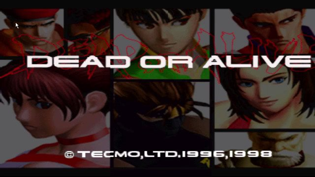 Dead Or Alive Came To The PS1 18 Years Ago Today #GTUSA 1