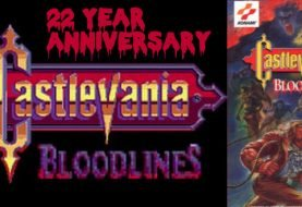 Castlevania: Bloodlines Turns 22 Years Old Today