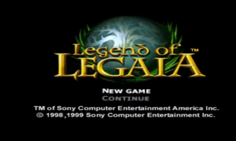 Legend of Legaia Launched In North America 17 Years Ago Today #GTUSA 1